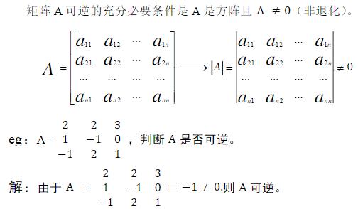 2019考研数学线性代数考点解析(6)