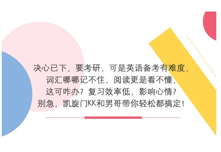 【3月15日】2019考研英语凯旋门【直播】